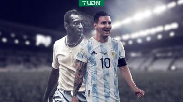 Es histórico... Messi superó a Pelé con un 'hat-trick' mágico