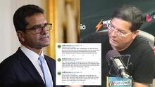 """""""Esto es el gobierno suyo del PNP"""" Cuestionan a expresidente de la Cámara por problemas de la AEE y LUMA Energy"""
