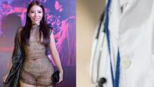 Le retiran licencia a doctora por publicar fotos en traje de baño