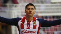 Ronaldo Cisneros no contuvo su emoción