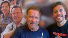 Joseph Baena felicita a su padre Arnold Schwarzenegger por su cumpleaños con un cariñoso mensaje