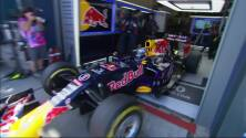 Red Bull insinuó salida de Fórmula Uno