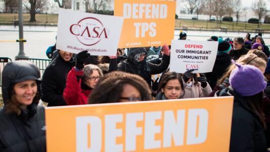 ¿En qué consiste la extensión de los permisos de trabajo para beneficiarios del TPS de seis países? Te explicamos
