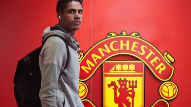 ¡Hecho! Raphael Varane jugará con el Manchester United