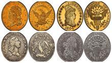 Raras, codiciadas y con historias especiales: las 6 monedas estadounidenses más valiosas de la historia