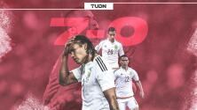 A cuatro años del 7-0 del Tri ante Chile, ¿quiénes permanecen?