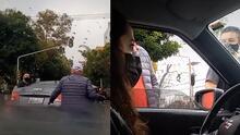 (Video) Denuncian estafa de 'montachoques' en Ciudad de México y mujer capta su experiencia