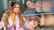 Ya se lo había hecho a Lorenzo Méndez: Chiquis aplicó el mismo 'cariñito' en la oreja a su nuevo novio