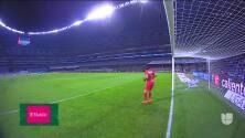 Resumen del partido Cruz Azul vs Querétaro