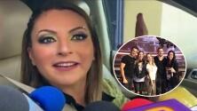 """""""Que tire la primer piedra quien no haya tenido un pleito en su familia"""": Mariana Ochoa confirma problemas en OV7"""