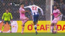 Danilo sacó tremendo 'bombazo' y le dio el triunfo al Porto