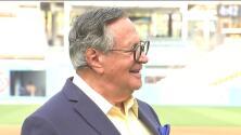 """""""No quisiera muchos homenajes de despedida"""": Jaime Jarrín, la voz de los Dodgers, anuncia su retiro"""