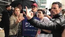 """""""Eres un jodido extranjero"""": aparecen nuevos videos del abogado que atacó a dos meseros por hablar en español"""