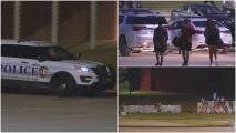 Bajo fuerte vigilancia policial, retoman clases los estudiantes de Timberview High School
