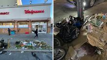 Llueven las quejas por la acumulación de basura en un vecindario de Brooklyn