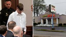 Autor de la masacre contra los spas en metro Atlanta se declara culpable