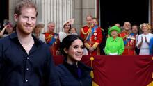 El príncipe Harry no pidió permiso a su abuela, la reina Isabel, para escribir su libro de memorias