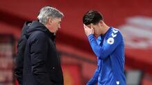 Ancelotti explica por qué sacó a James ante el United
