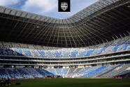 La FIFA inspecciona estadio de Monterrey, candidato al 2026