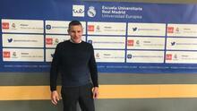 Alfredo Tena y su nueva faceta en el Real Madrid