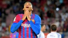 Pedri, Araújo y Dembélé, entre las bajas del Barça en la Champions