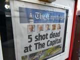 Una demanda fallida y acoso a periodistas: lo que se sabe del atacante del diario en Maryland