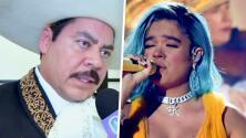 Ezequiel Peña explica la razón por la cual reprueba la interpretación de Karol G con mariachi