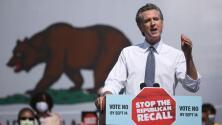 La elección que definirá el futuro del gobernador de California, Gavin Newsom, entra en la recta final