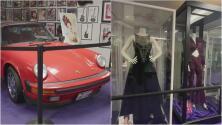 Trajes, un auto y discos: así es el museo de Selena en Corpus Christi, Texas