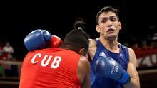 México se queda sin medallas en el boxeo de Tokyo 2020