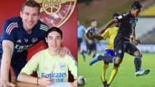 Dos mexicanos en el 'Top 60' de los juveniles a seguir en el futbol