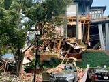 Investigan explosión en un complejo de apartamentos en Dunwoody que dejó cuatro heridos