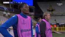 El segundo del Brujas... Vanaken puso el 2-0 ante el Zenit