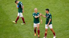 La Selección de México cae ante Brasil y no pasa a los cuartos de final en el Mundial