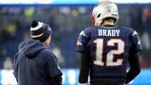 Apuestas inundan la NFL para el juego entre Brady y Belichick