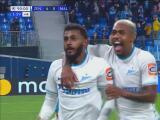 ¡Zenit fue lapidario! Wendel redondea la goleada con 4-0 de vértigo