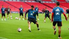 España ya tiene su lista de convocados para enfrentarse a Gales y a Inglaterra