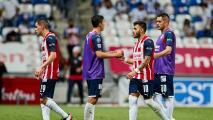 Chivas llegará al Clásico sin su hombre gol