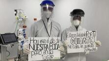 Amor en tiempos de pandemia: estos médicos aplazaron su matrimonio para ir a salvar vidas