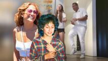 A-Rod se puso a bailar con su hija y le hace competencia a JLo y Emme: pero no salió como quería