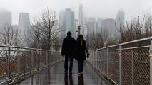 Alista el paraguas: se esperan fuertes lluvias para este jueves en Nueva York