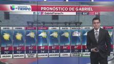 Cielos parcialmente nublados y condiciones estables en San Antonio