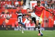 El astro portugués volvió a vestir los colores del equipo que lo vio crecer y con un doblete, CR7 ayuda al Manchester United a golear 4-1 al Newcastle United.