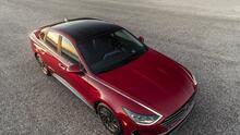 Chicago 2020: El Hyundai Sonata 2020 debuta en su variante híbrida con un techo solar