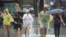Miami tendrá una alta probabilidad de precipitaciones para este primer martes de agosto