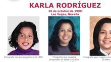"""""""Te extrañamos, Karla"""": desapareció hace más de 20 años y solo hallaron su bici"""