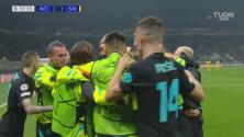 RESUMEN YOUTUBE Internazionale vs Sheriff Tiraspol
