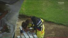 ¡Sin consuelo! Daniela Espinosa falla dos penales y llora en el Azteca