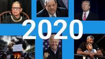 ¿Qué pasó en el 2020? Además del coronavirus