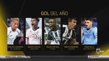 Premios Univision Deportes: Nominados al gol del año